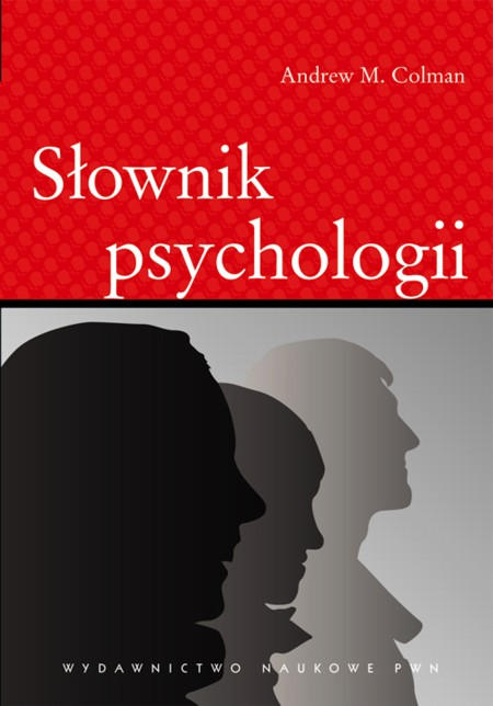 Andrew M. Colman, Słownik psychologii